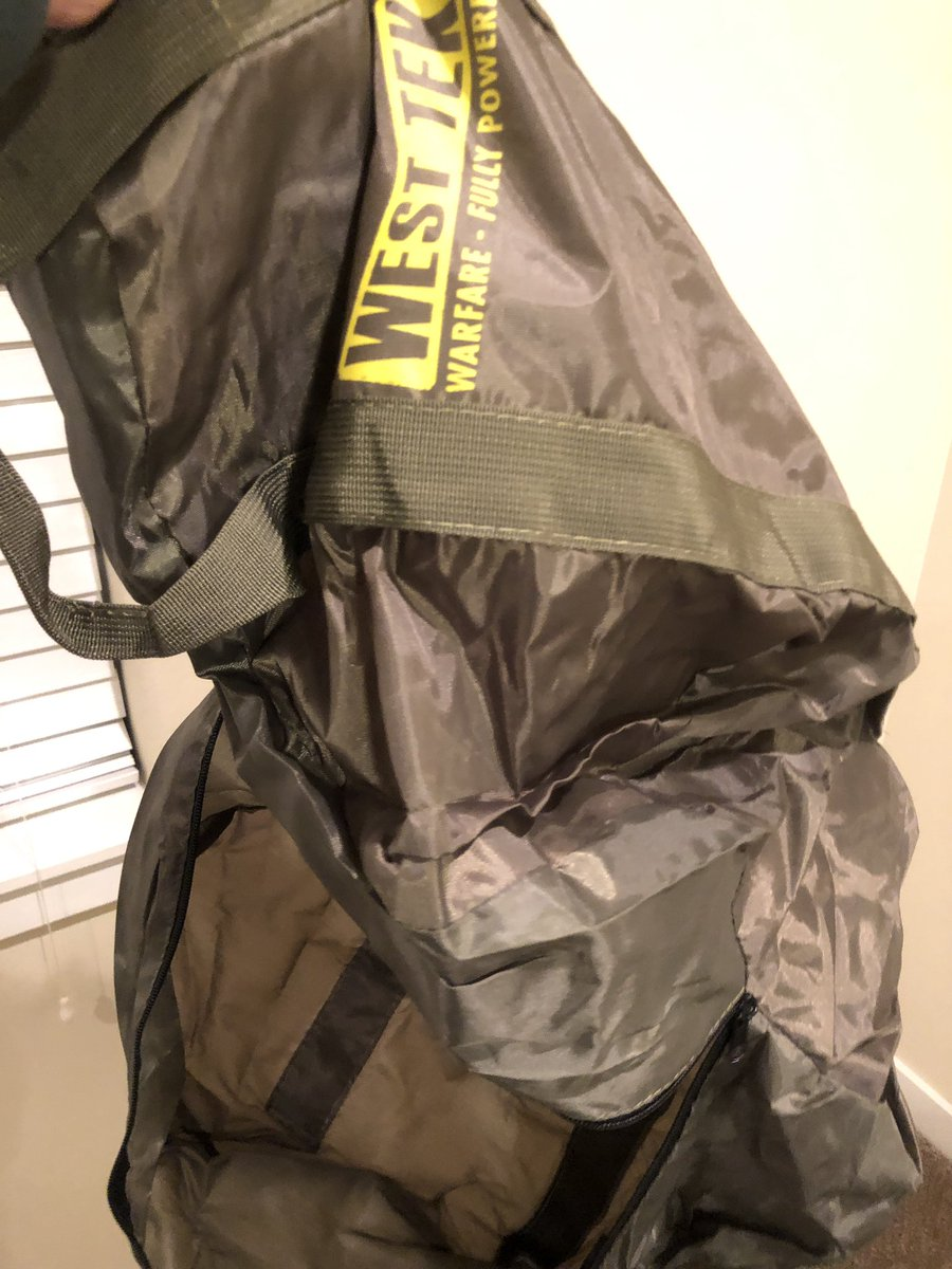fe44d18cbffc Bethesda will actually ship canvas bags for  Fallout 76  Power Armor Edition  buyers