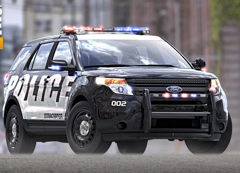 Ford Has Recently Released Its New Police Interceptor Pursuit Rated Vehicle The Company S First Specially Designed Suv For Work