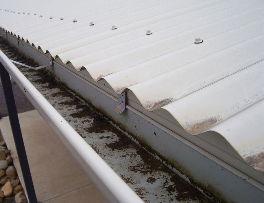 Clean Out Your Gutters Now And Keep Your Water Clean