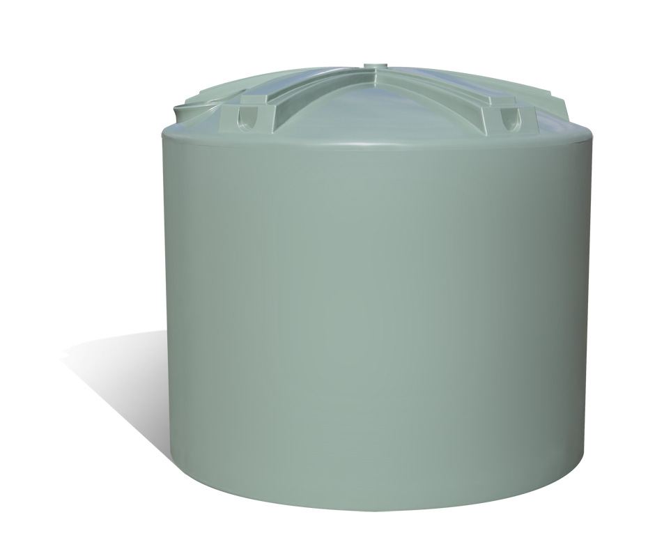 10000 Litre (2220 gallon) Poly Water Tank  sc 1 st  WaterStore Poly Tanks & Plastic Water Storage Tanks - Rainwater Tank Sizes - WaterStore Poly ...