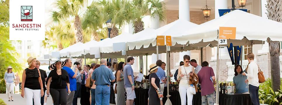 Sandestin Wine Festival Charities