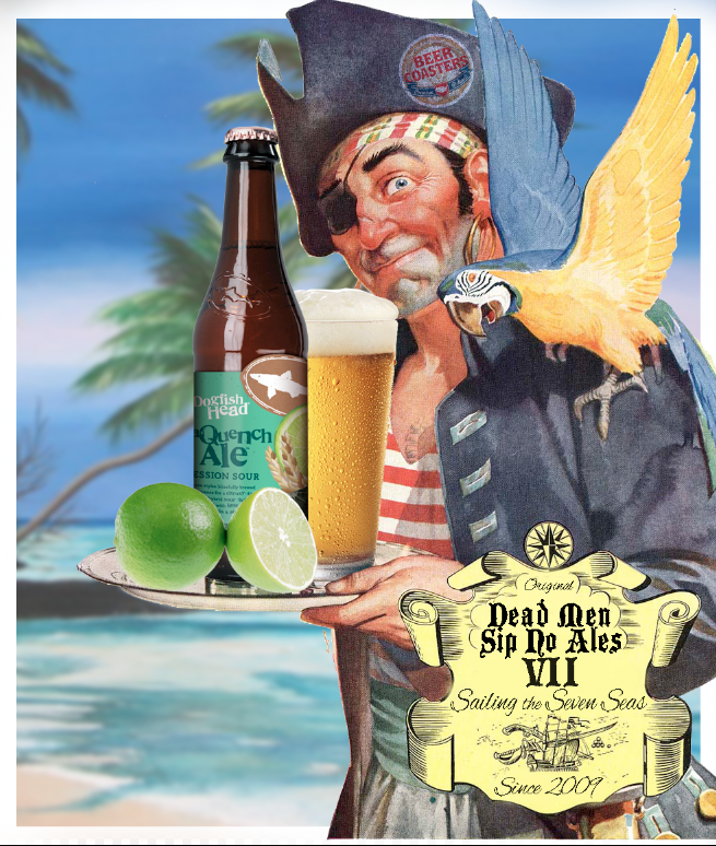 pirate beer