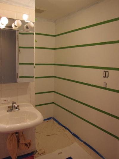 Bien living design chicago interior design bien living for Painting lines on walls