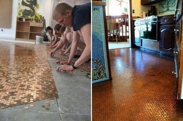 Diy Kitchen Floor Tile Images - modern flooring pattern texture