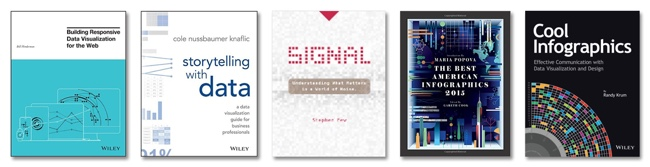 DataViz Gift Guide 2015 Books