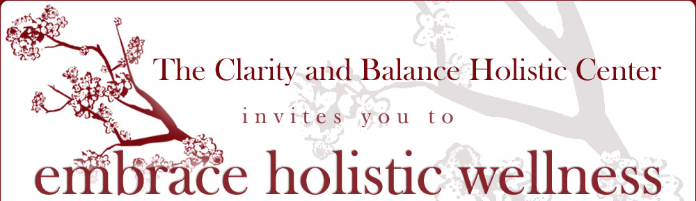 The Clarity & Balance Holistic Center