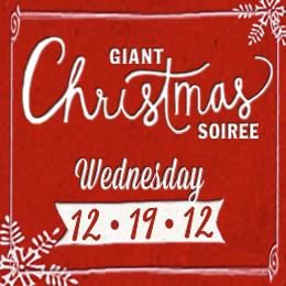 Giant Christmas Soiree