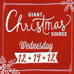 Giant Christmas Soiree
