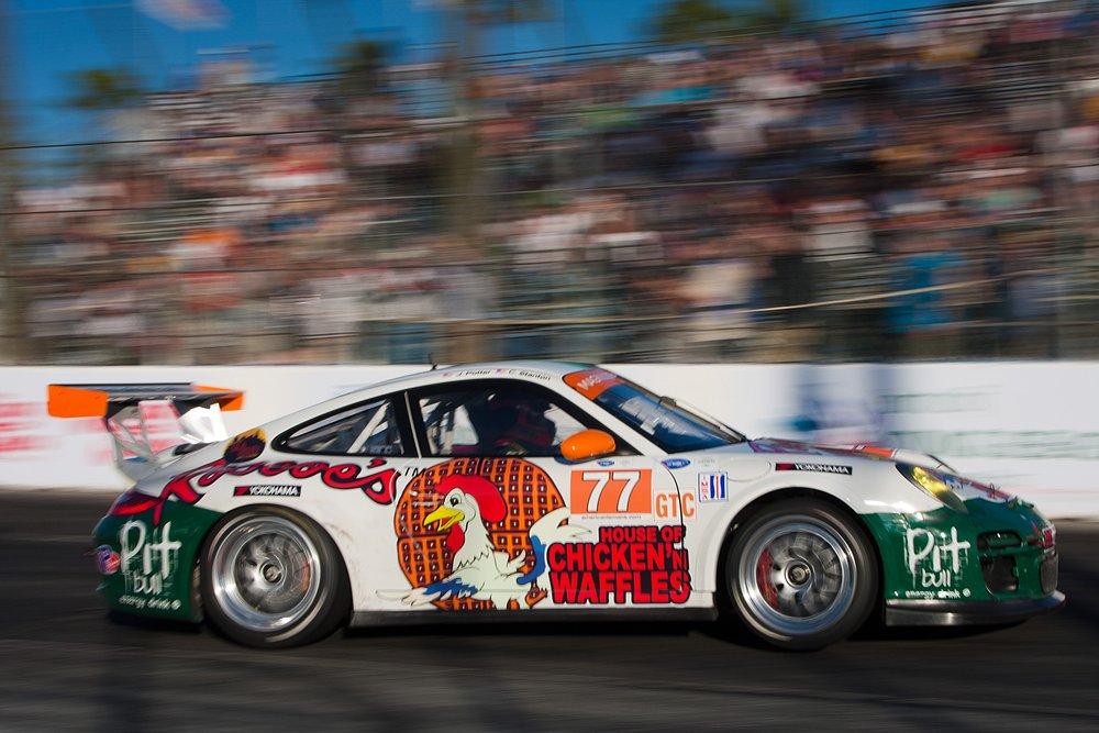 Porsche Racing Long Beach