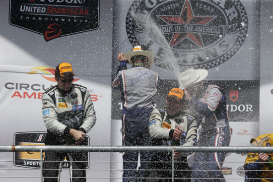 Teamwork Prevails Again for Magnus Racing in Texas