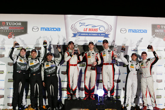 FULL REPORT: Magnus Racing Closes Season with Another Podium at Petit Le Mans