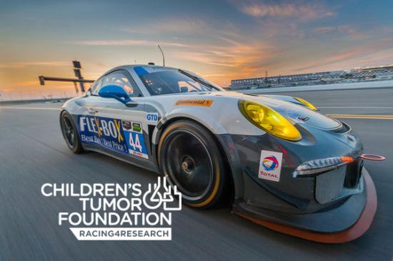 Children's Tumor Foundation, Magnus Racing to Partner at Rolex 24