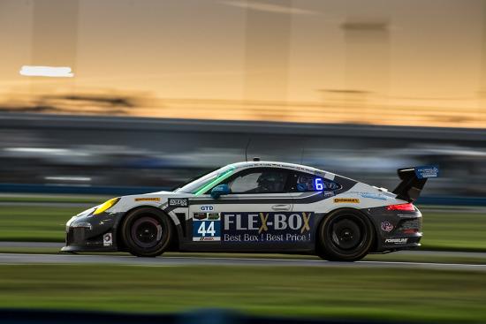 Magnus Racing Endures Plenty Oproblems to Take 11th at Rolex 24 at Daytona