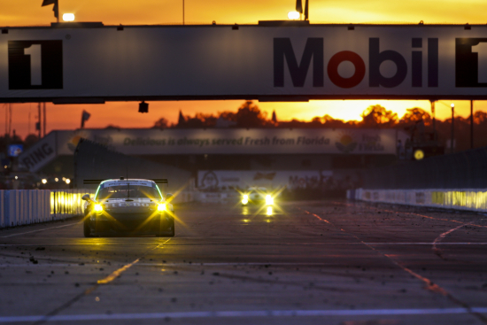 Early End to Sebring for Magnus Racing Following Incident at Sebring