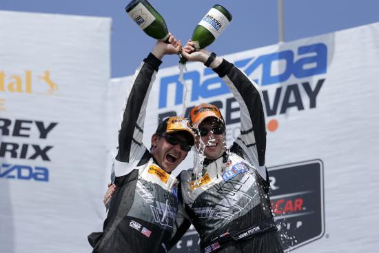 Magnus Racing Targets Continued Podium Success at Mazda Raceway Laguna Seca