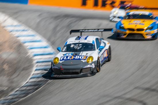Magnus Continues Top-Six Streak at Mazda Raceway Laguna Seca