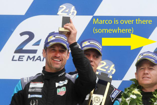 """Patrick Dempsey's """"Other"""" Teammate Returns to Magnus for the Sahlen's Six Hours of the Glen"""
