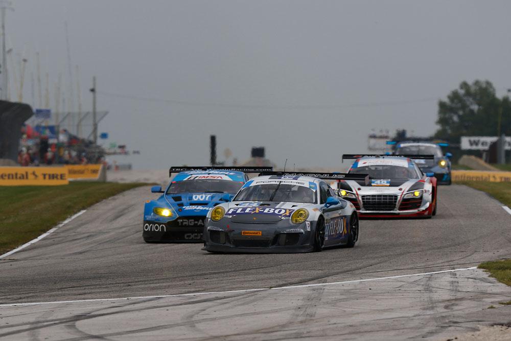 Magnus Racing Heads to VIRginia International Raceway in Pursuit of Victory