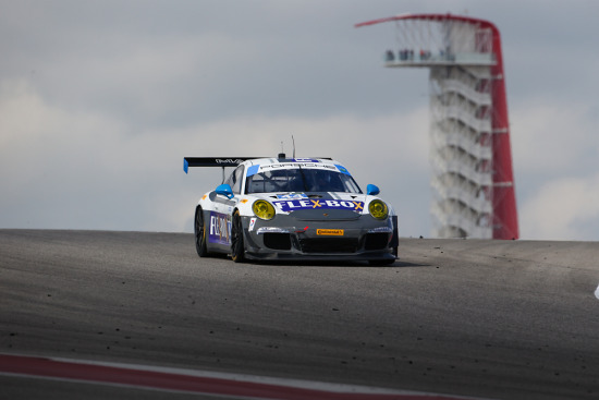 Magnus Racing Struggles to Get into Gear in Austin
