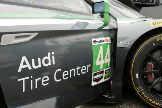 Audi Tire Center to Sponsor Magnus Racing
