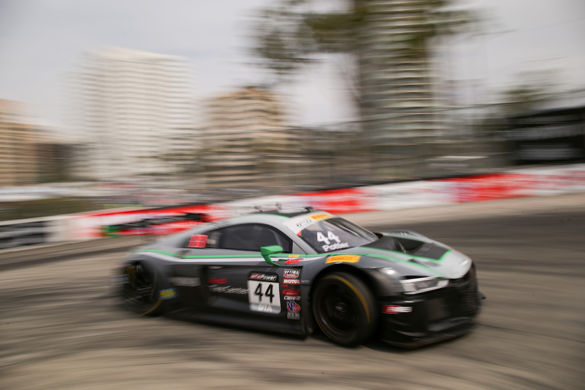 SALT LAKE CITY, Utah (April 25, 2017)  Continuing Their New For 2017  Venture In The Pirelli World Challenge, Magnus Racing Will Enjoy Yet  Another First This ...