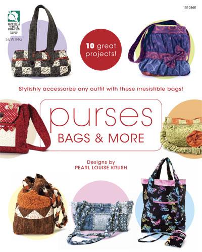 from these hands - Journal - Purses, Bags & More Blog Tour