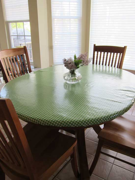 Oilcloth Table Covers & from these hands - Journal - Oilcloth Table Covers