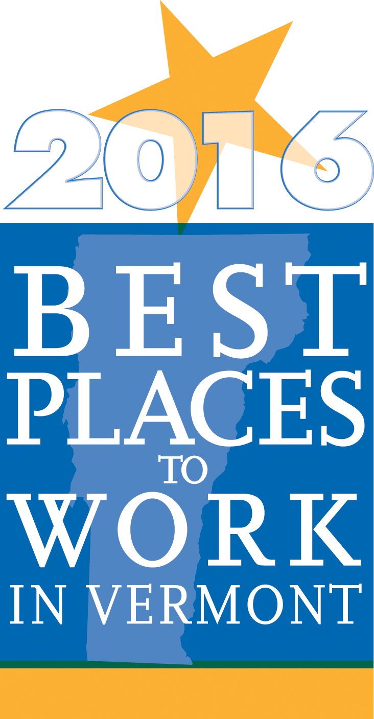 Vermont Business Magazine 2016 Best Places Winners