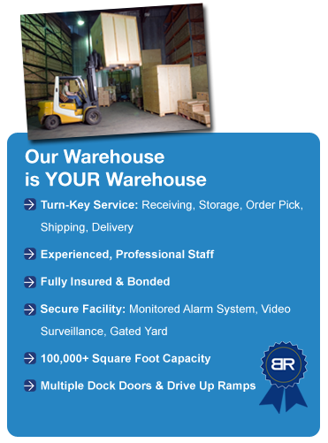 Our Warehouse is YOUR Warehouse