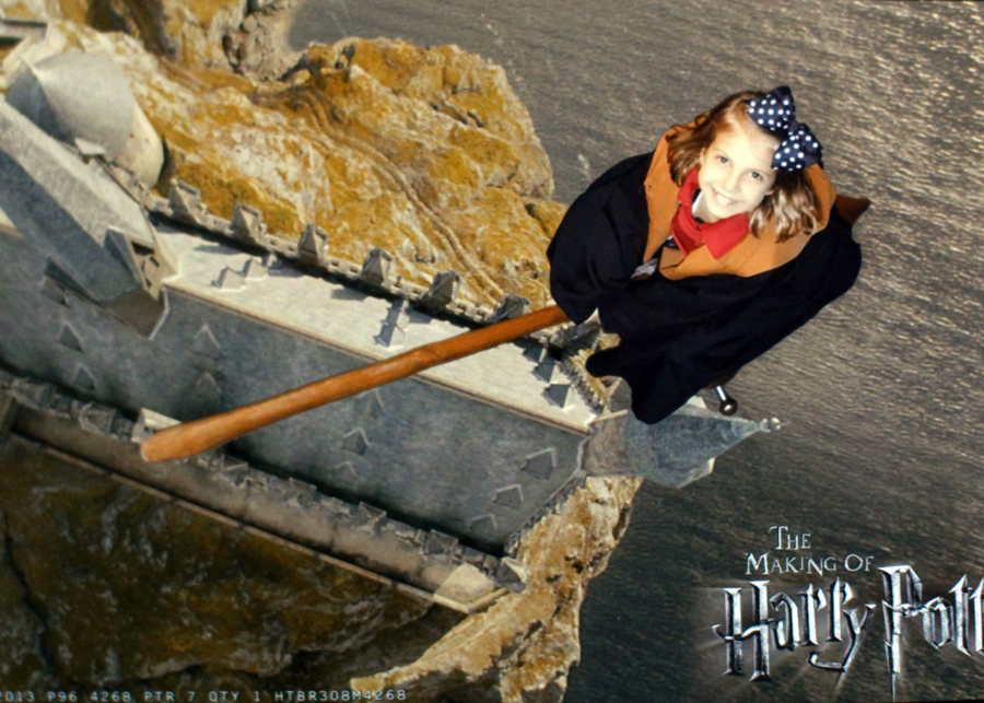 how to make a real flying broomstick