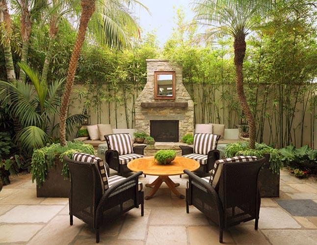 Art Luna Garden Hardscape Design At Home Infatuation Blog