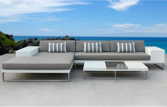 Mamagreen Jane Outdoor Sectional Sofa At Home Infatuation Blog