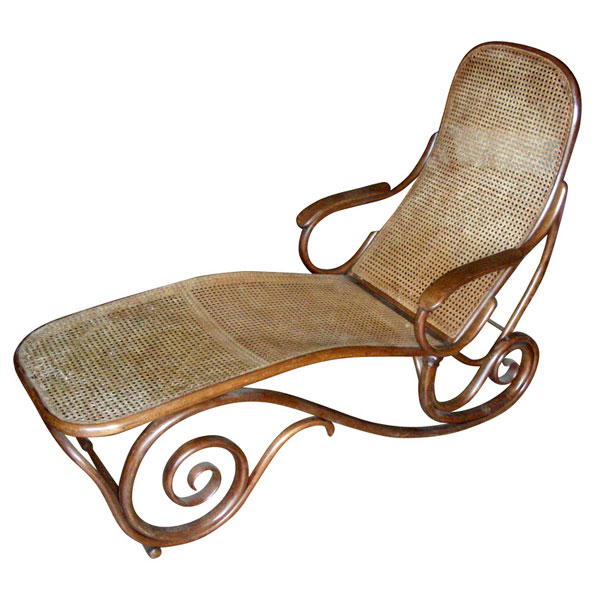 Design 101 the history of the chaise lounge home for Chaise longue history