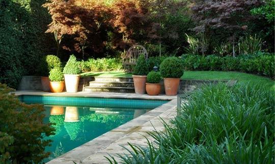 Designer Profile Eckersley Garden Architecture on Eckersley Garden Architecture Pool