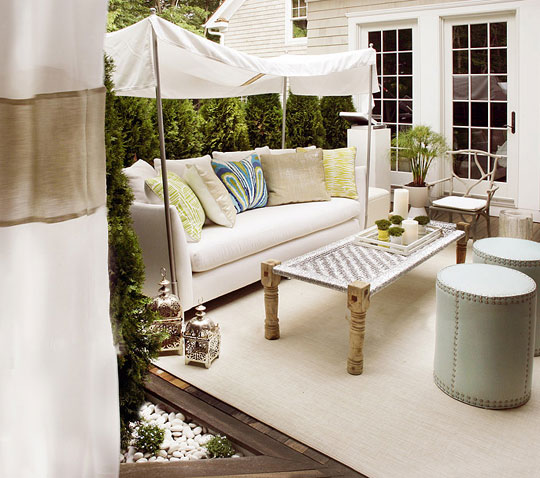 Lee Industries Luxury Outdoor Living Trends 2011 At Home Infatuation Blog