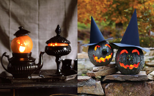 Martha Stewart Halloween Black at Home Infatuation Blog
