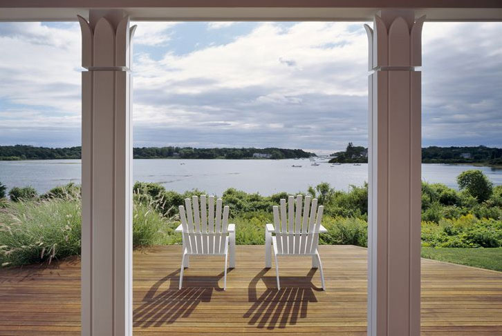 Exceptional Spaces Cape Cod Outdoor Living Home