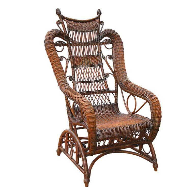 design 101 victorian era wicker and rattan home