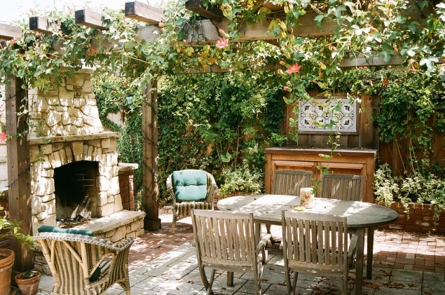 Design 101 Pergola Outdoor Rooms Home Infatuation Blog