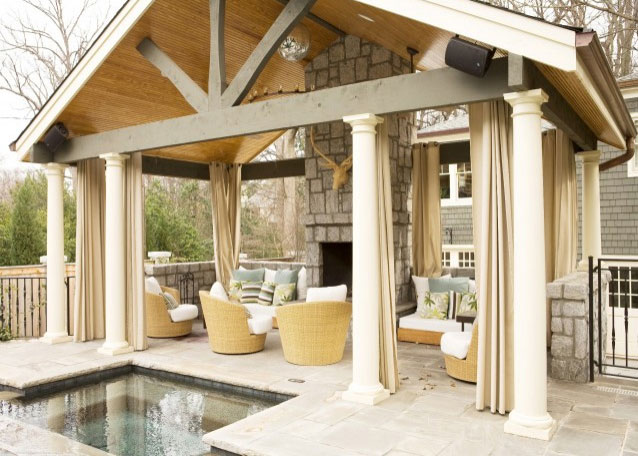 design 101 open air structure outdoor rooms home infatuation blog