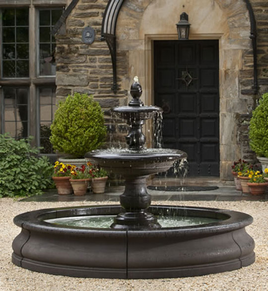 Charming Design Fountain At Home Home Design