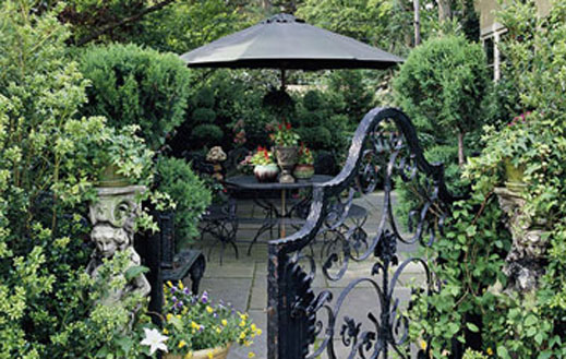 Better Homes And Gardens Luxury Black Patio Umbrellas At Home Infatuation Blog
