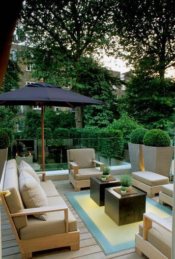 Ingalls Photography · Harpur Garden Images Luxury Black Patio Umbrellas At  Home Infatuation Blog