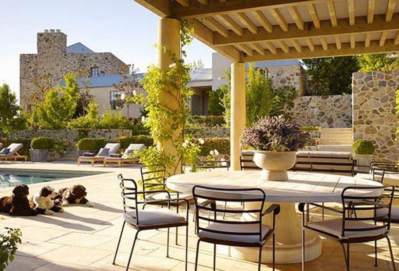 Designer profile photographer matthew millman home for Luxury outdoor living spaces