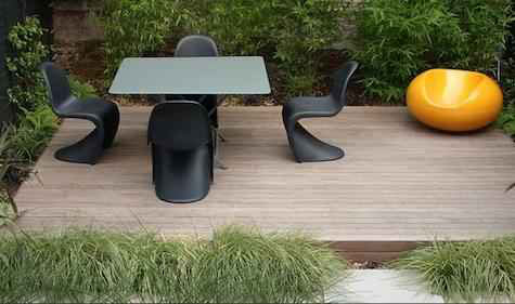 Modular Garden Luxury Molded Plastic Furniture At Home Infatuation Blog