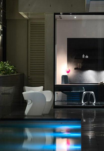 Design 101 Neutral Molded Plastic Furniture Home Infatuation Blog Dream Design Live Luxury