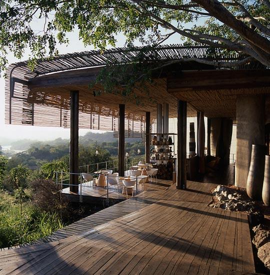 Simon Upton Luxury Bamboo Shade At Home Infatuation Blog