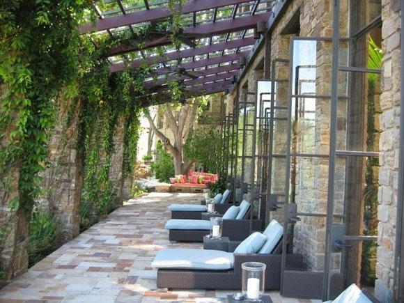 Luxist Garden Shade At Home Infatuation Blog