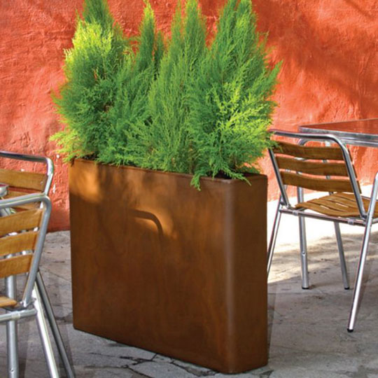 Luxury Planters for Fall Decorating from HomeInfatuation.com