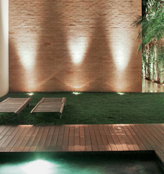 Guilherme Torres Outdoor Mood Lighting at Home Infatuation Blog